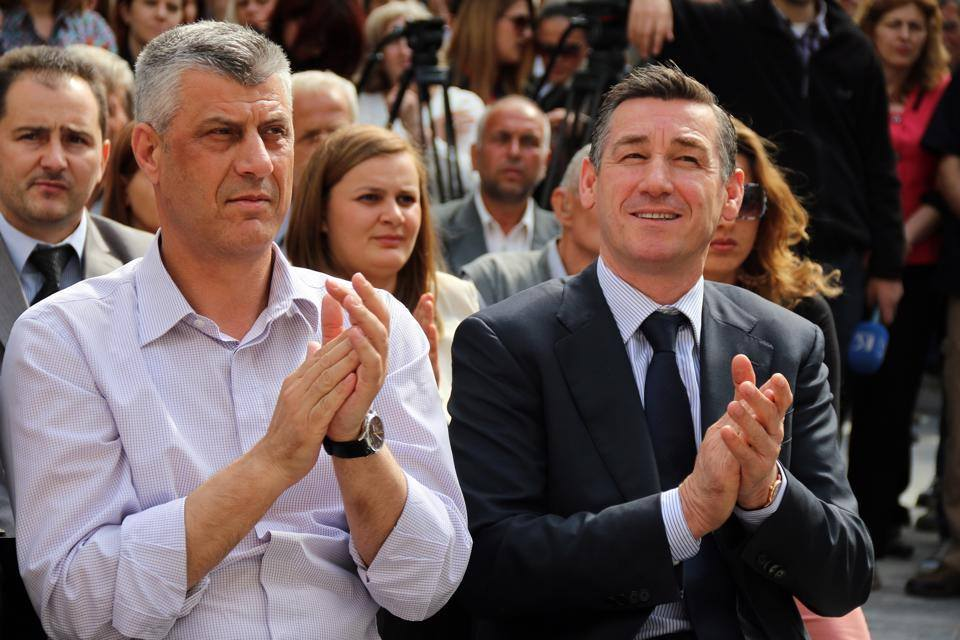 Special: Indictment against Thaçi and Veseli, suspected of 100 murders